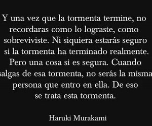 frases, storm, and quotes image