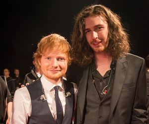 hozier and ed sheeran image