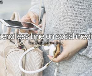 social media and bucket list image