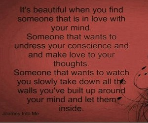 beautiful, your mind, and in love with image