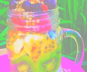 bright, fruit, and pastel image