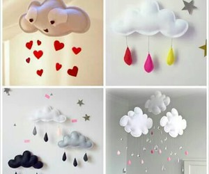 clouds and diy image