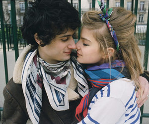 couple, lovers, and bb brunes image