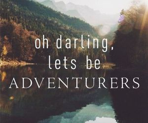 adventure, autumn, and be image