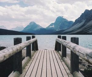 lake, landscape, and travel image