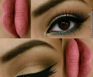 eyes, pretty, and goals image