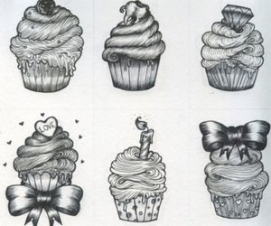 candy and cupcake image