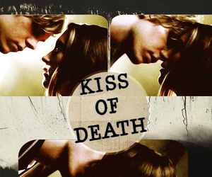 kiss of death, Psycho, and tate image