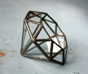 diamond and glass image