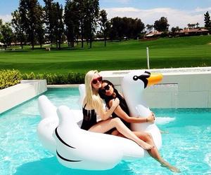 accessories, best friends, and bikini image