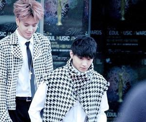 Hot, JB, and korea image
