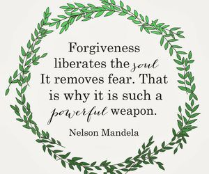 fear, forgiveness, and power image