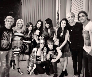 r5, fifth harmony, and ross lynch image