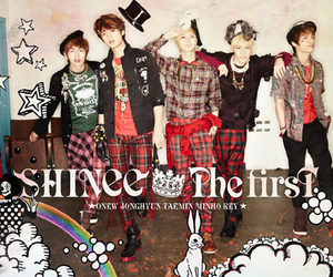 SHINee, key, and Minho image