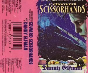 edward, edward scissorhands, and movie image