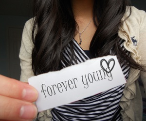 curls and Forever Young image