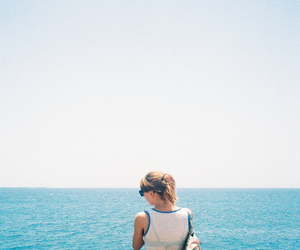 Taylor Swift, blue, and ocean image