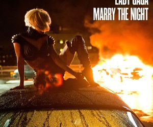 Lady gaga, marry the night, and gaga image