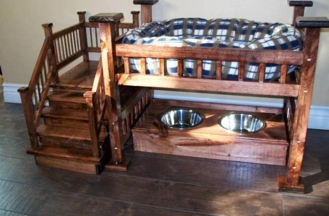 Furniture, Creative Dog Bed With The Amazing Unique Beautiful And Awesome  Design Ideas That Look So Comfortable And Cozy With The Mattress And  Beautiful ...