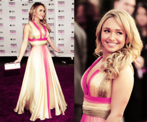 dress, hayden panettiere, and pretty image