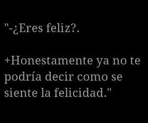 espanol, phrase, and felicidad image