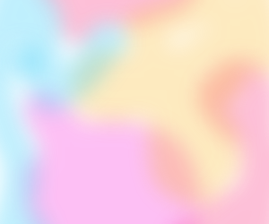 colorful, pastel, and cute image