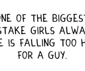 girl, love, and quote image