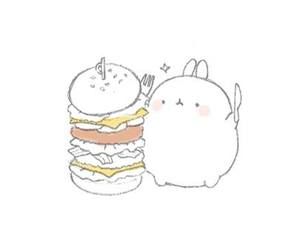 kawaii, sweet, and molang image