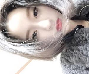 eyes, korean, and ulzzang image
