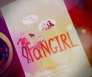 fangirl, rainbow rowell, and literatura juvenil image