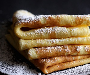 crepe and austrian image