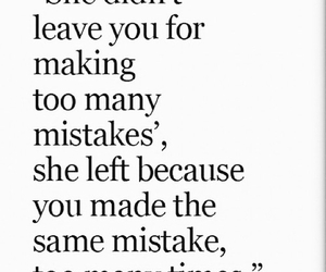 love, mistakes, and Relationship image
