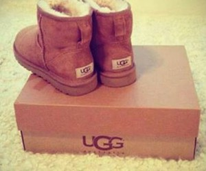shoes, uggs, and schoenen image