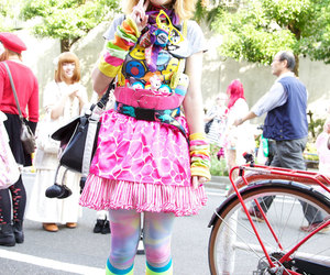 colorful, decora, and style image