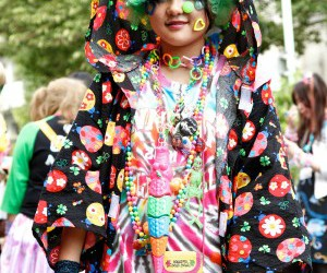 style, colorful, and decora image