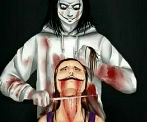 creepypasta, creepypastas, and jeff the killer image