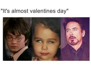 funny, valentine, and miley cyrus image