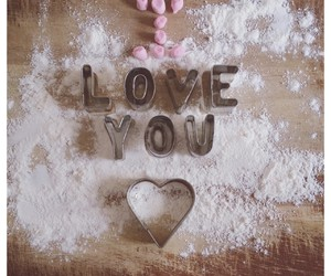 baking, girly, and heart image