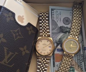 apple, golden, and money image