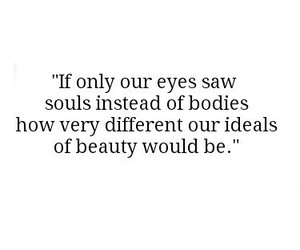 quote, soul, and beauty image