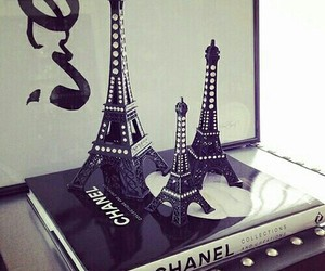 paris and chanel image