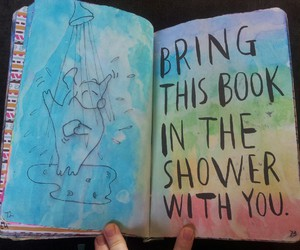 paint, wreck this journal, and WTJ image
