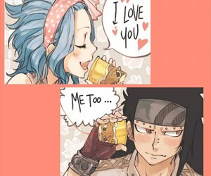 anime, levy, and fairy tail image