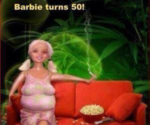 barbie and funny image