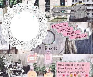 grunge, quotes, and textures image