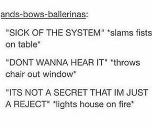 singing, 5sos, and rejects image