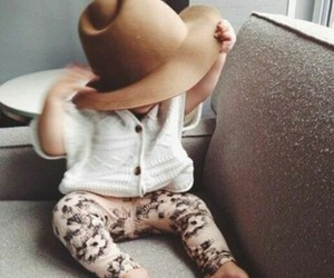outfit, baby, and cute image
