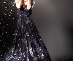 chanel, Christian Dior, and dresses image
