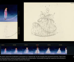 cinderella, design, and costume image