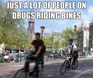 amsterdam, funny, and quote image